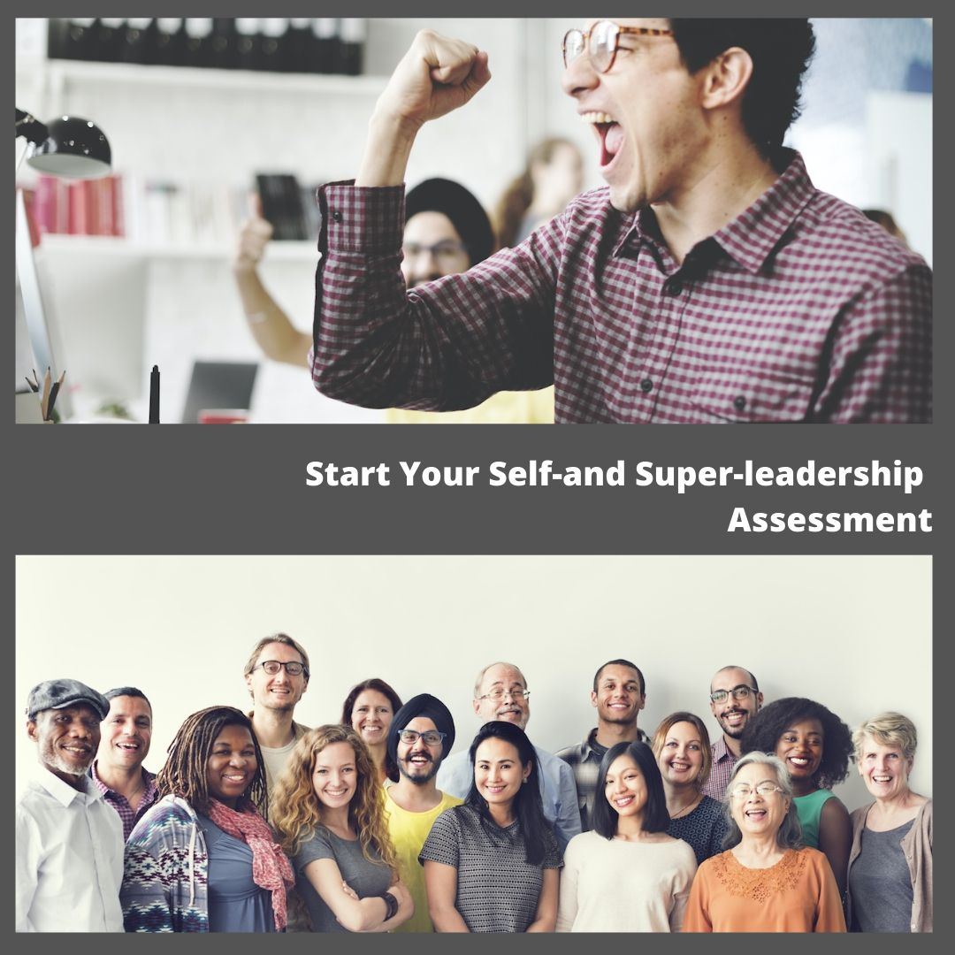 Win from taking your self-and superleadership assessment